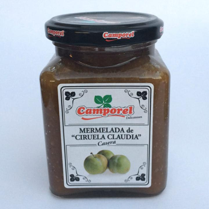 Mermelada Ciruela Claudia Camporel